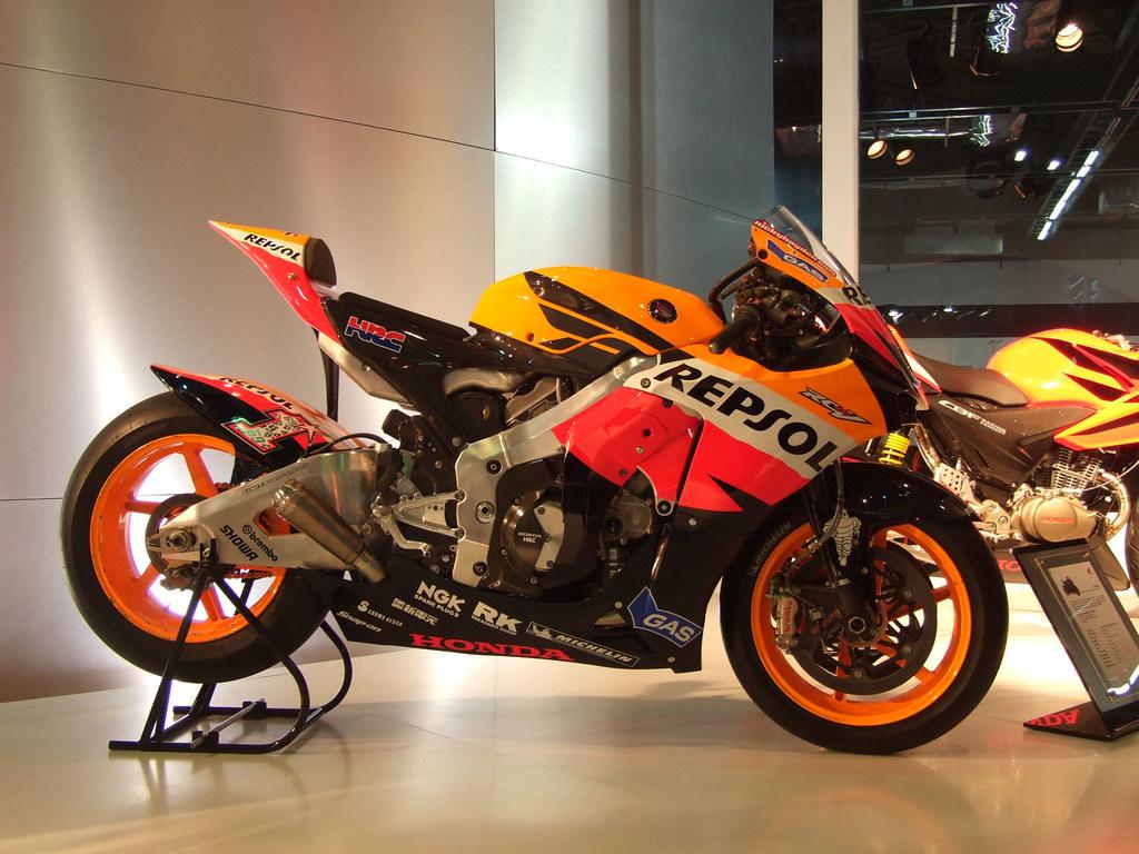 Honda Rcv Repsol Moto Gp Bike Side Dscf2001 A Photo On Flickriver