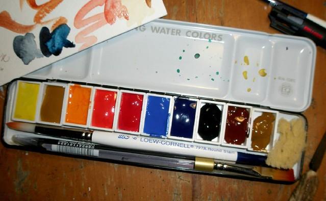 Paint micron bottom