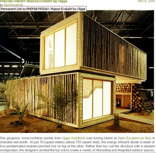 Prefab Bamboo Style Homes Flickr Photo Sharing