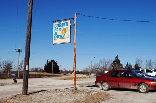 Corner Bar & Grill, Caledonia Wisconsin