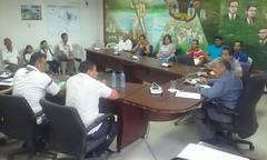 Delegaciones de zonas urbana y rural de Chone fueron atendidas