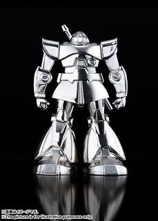 「超合金の塊」《機動戰士鋼彈 》『第三彈』吉翁機體登場!