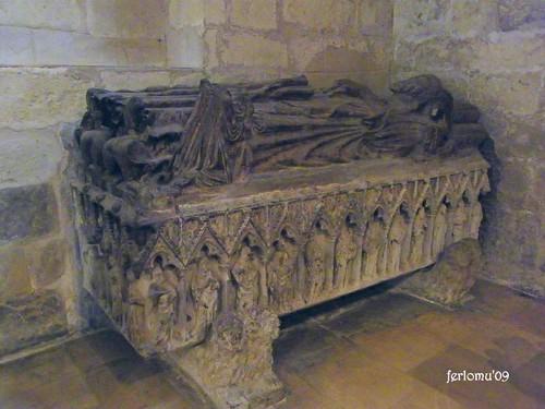 Logroño'09 san Bartolomé sarcófago gótico - Fernando López