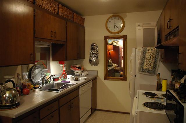 ... kitchen sink, Greenwood, Seattle, Washington, USA Flickr - Photo
