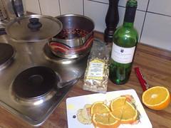 自宅でも出来るホットワインのレシピ