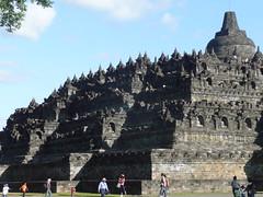 Borobudur by Seth Mazow
