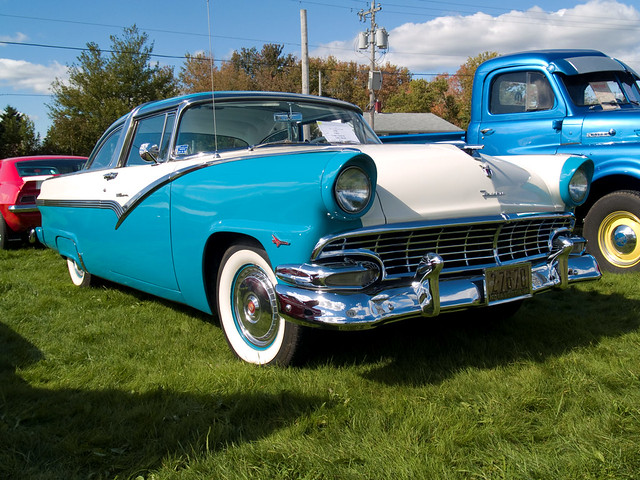 1956 ford crown victoria flickr photo sharing. Cars Review. Best American Auto & Cars Review