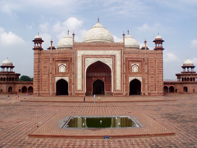 Header of Agra