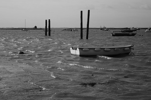 mersea harbour. windy day by ultraBobban