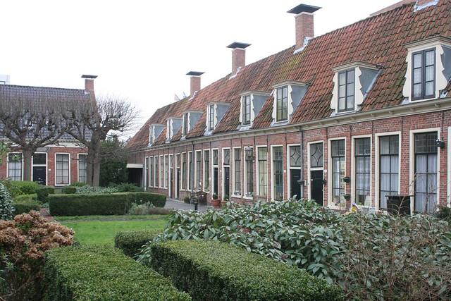 Bezienswaardigheden Groningen Top 10 - Nr 6 Hofjesroute