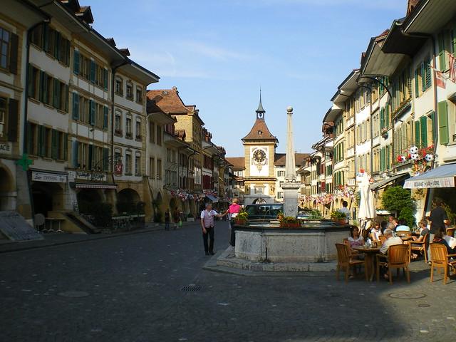 Murten Switzerland  city photos gallery : Old city Switzerland Murten | Flickr Photo Sharing!