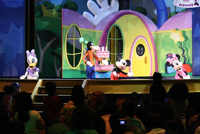Playhouse Disney - Live on Stage | Flickr - Photo Sharing!