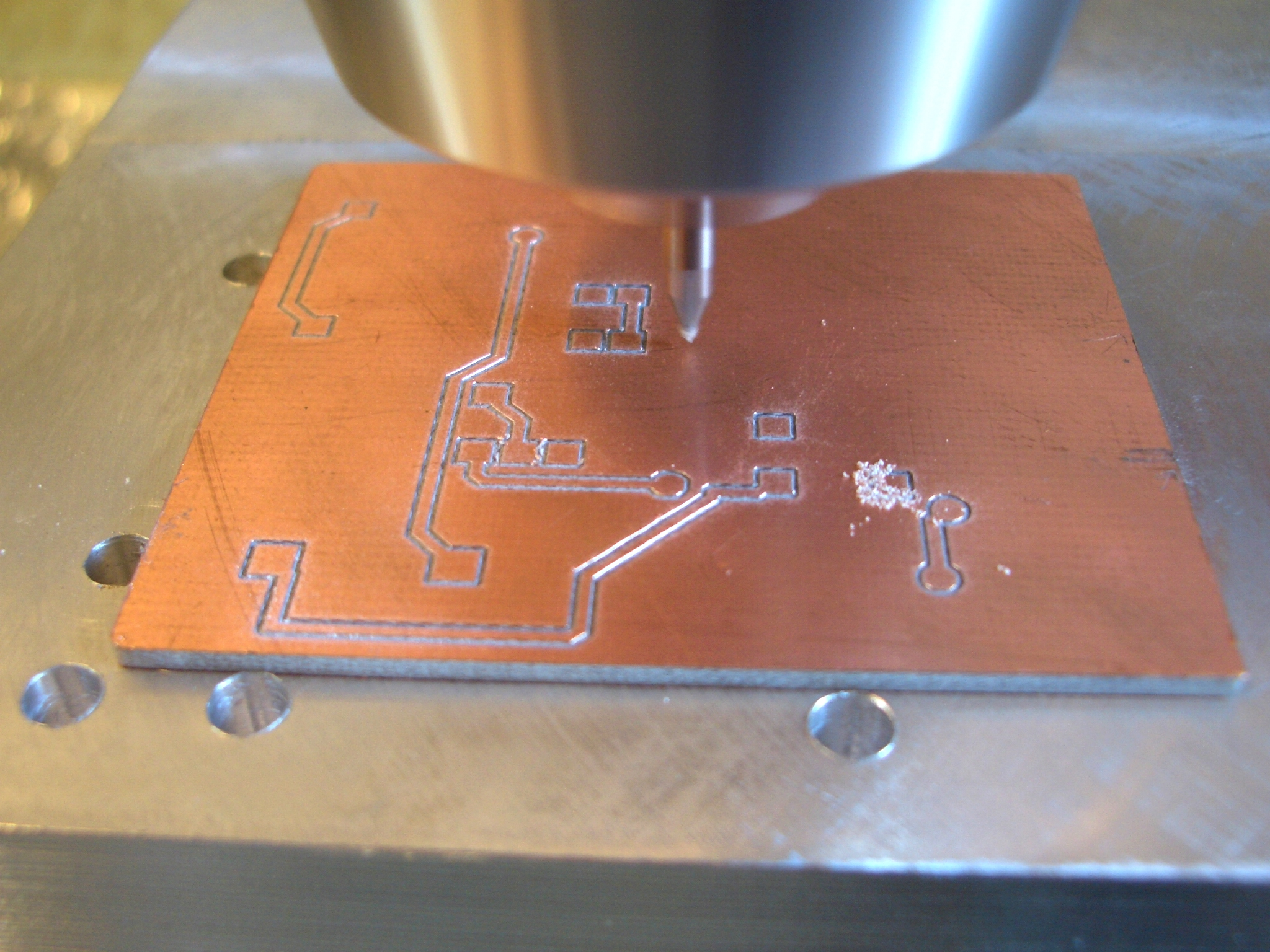 Cadsoft Eagle Printed Circuit Board Layout