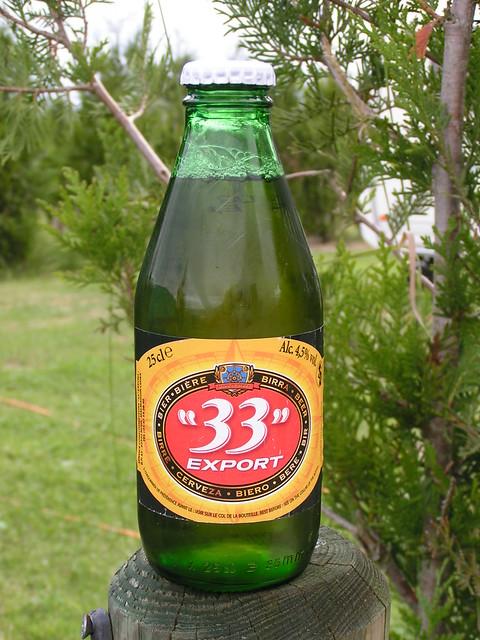 "Heineken (France), ""33"" Export, France"
