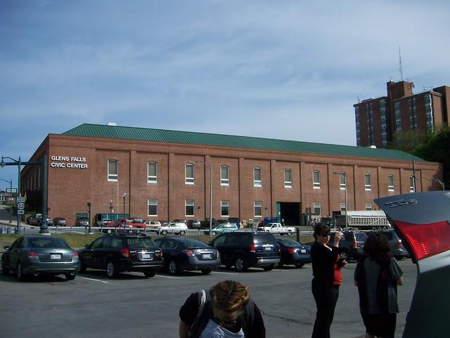 Glens Falls Civic Center, Glens Falls