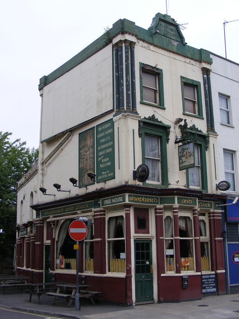 London: Outer London West: W12 Shepherd's Bush: SHEPHERD A