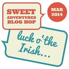 Sweet Adventures Blog Hop - March 2014