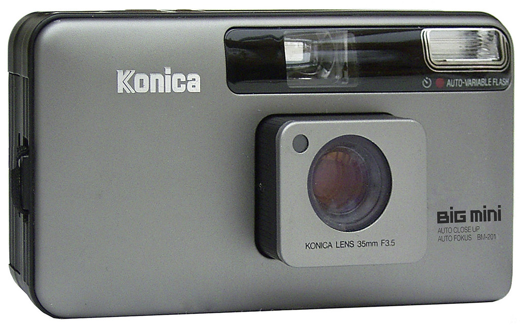 Konica Big Mini BM-201
