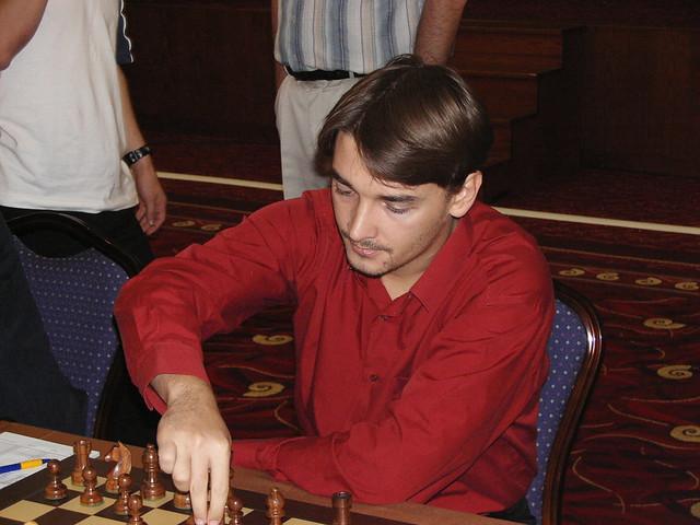 Header of Alexander Morozevich