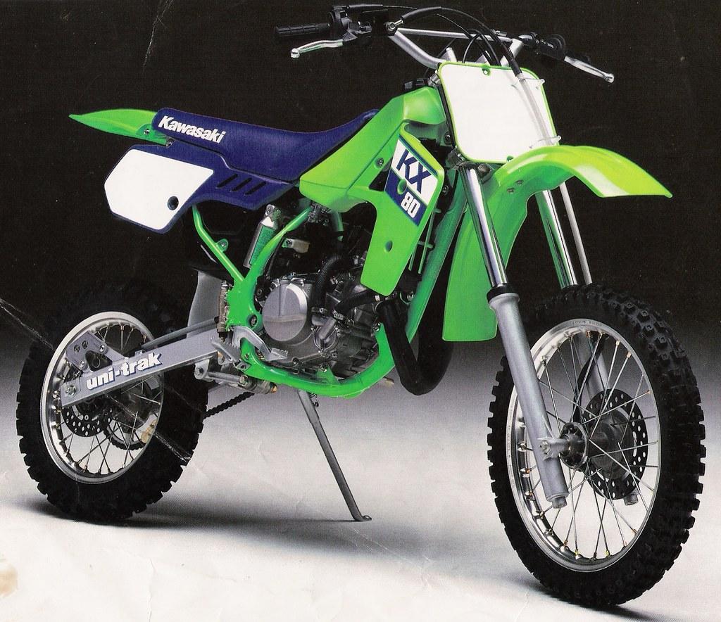 1988 KX80 Front