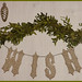 Wish Garland by Boxwoodcottage