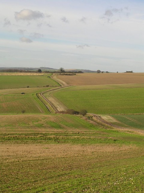 zigzag track