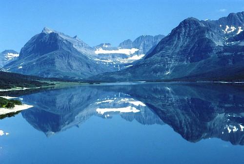 Glacier National Park Blue World