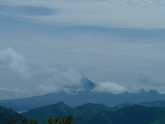 Mighty Arenal volcano