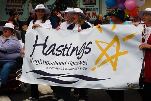 Hastings Neighbourhood Renewal
