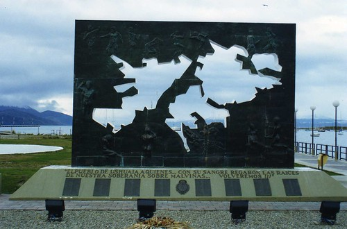 Malvinas (Falklands) Memorial