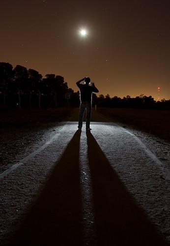 Estrellas en el camino