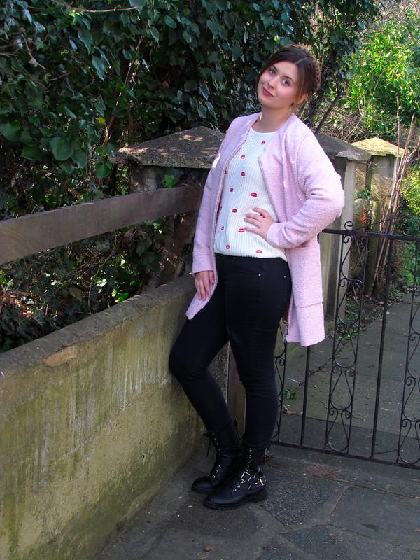 Matalan Pink Coat