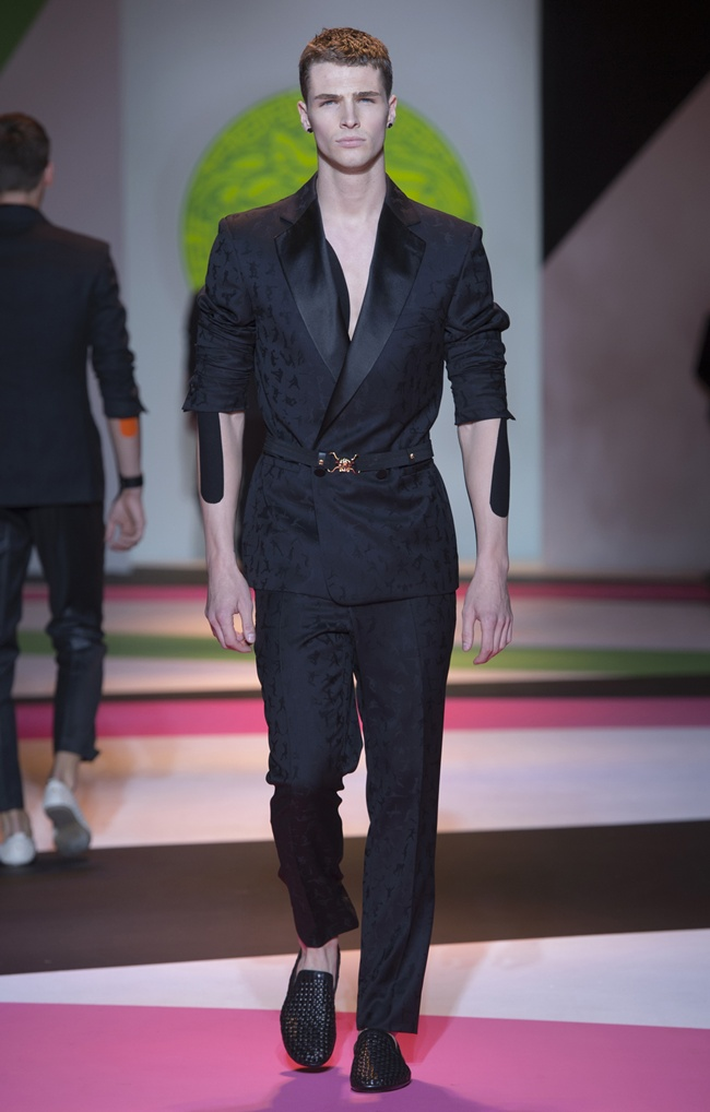 2 VERSACE Men's SS2014_Look 47