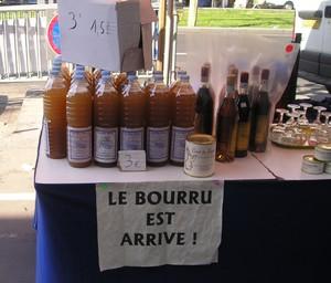 Bordeaux - Marché du bon goût d'Aquitaine