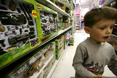 running through the army aisle    MG 6713