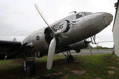 aviation, military aircraft, airplane, propeller driven aircraft, vehicle, douglas c-47 skytrain, douglas dc-3, air force,