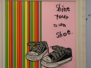Shine Your Own Shoe