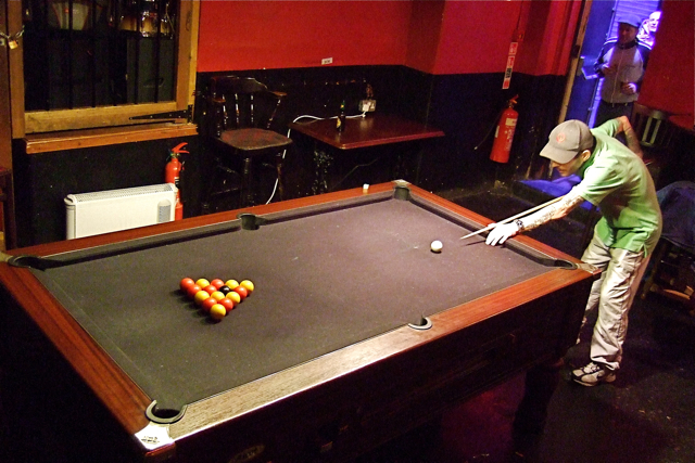 Flickr photo sharing for Covent garden pool table