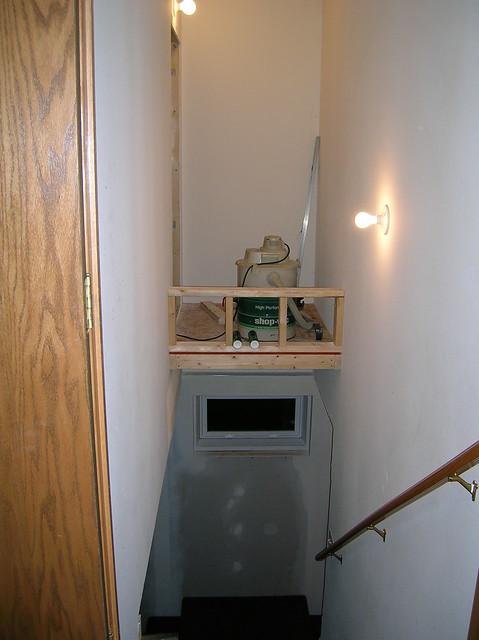 small photo of basement