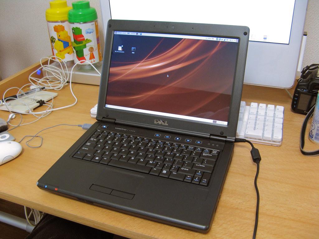 Vostro 1200 + Ubuntu 7.10