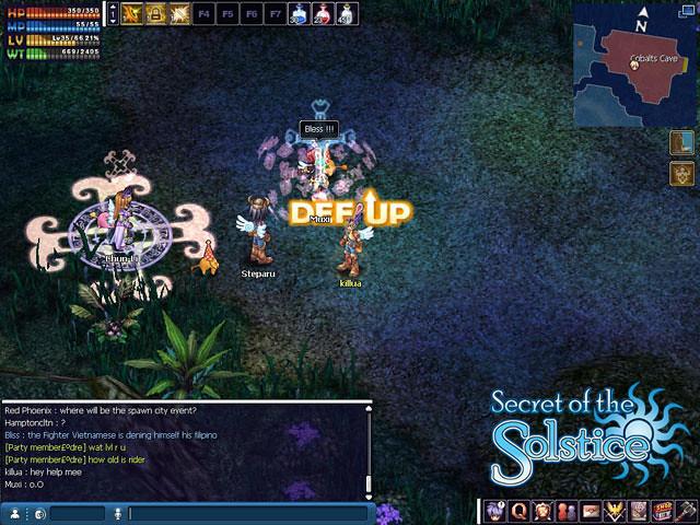online games secret