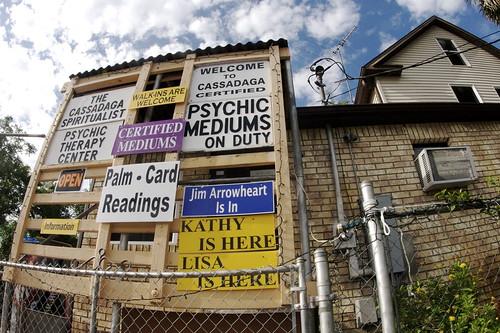 psychic medium