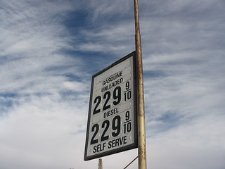 High Gas in New Mexico
