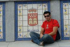 Yo como madrileño, en el escudo de la Comunidad de Madrid en la Plaza de España Nueva Orleans, ¿French o ... Spanish Quarter? - 2528671292 0d58d99b34 m - Nueva Orleans, ¿French o … Spanish Quarter?
