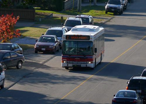 bus buses pointer dennis powellriver bctransit plaxton dennisdart powellrivertransitsystem