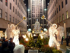 Natale a new york.