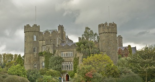 Malahide Castle by infomatique