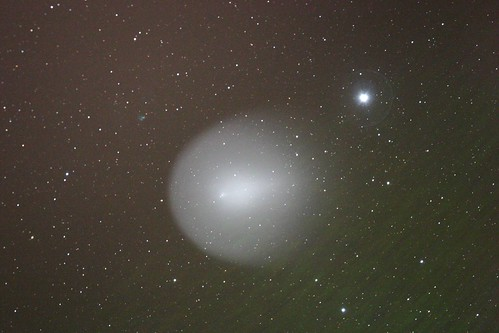 All night Comet Holmes visits Mirfak - should be closest around 11/20/07 | by edhiker