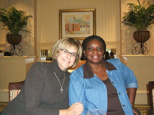 Jodie and Denise