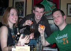 Bailrigg FM Christmas Dinner (December 1 2007)